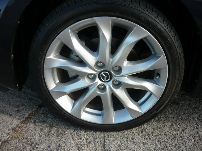 2015 Mazda 3 Touring BM Series Blue