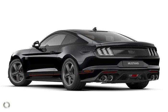 2021 Ford Mustang Mach 1 FN MY21.5 Shadow Black