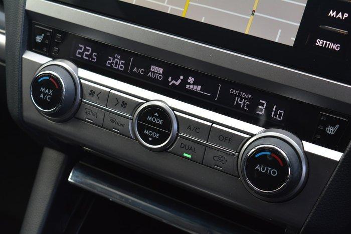 2017 Subaru Outback 2.5i Premium 5GEN MY17 AWD Ice Silver