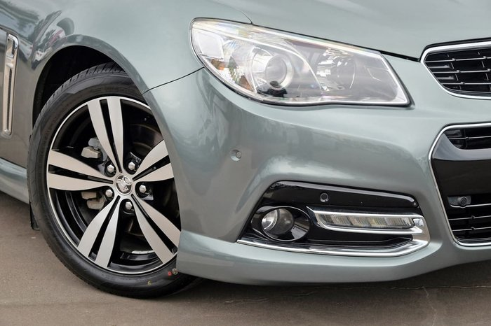 2014 Holden Commodore SS Storm VF MY14 Grey