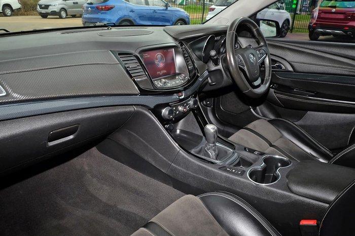 2015 Holden Ute SV6 Lightning VF MY15 Black
