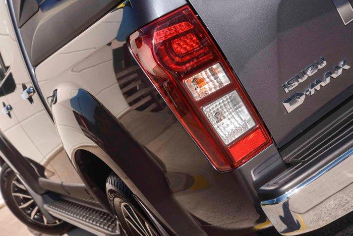 2020 Isuzu D-MAX LS-T High Ride MY19 Grey