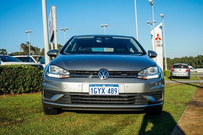 2019 Volkswagen Golf 110TSI Trendline 7.5 MY20 Tungsten Silver
