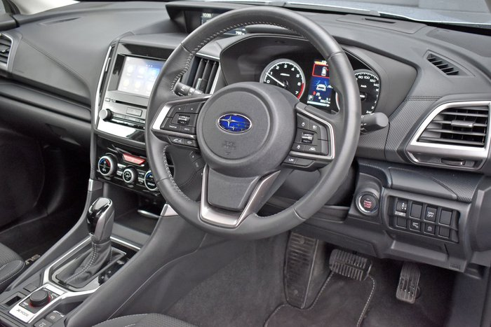 2020 Subaru Forester 2.5i S5 MY20 AWD Ice Silver