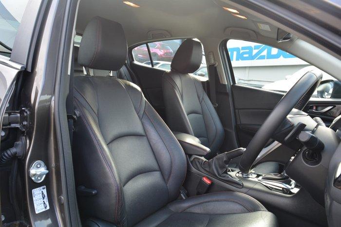 2014 Mazda 3 Touring BM Series Titanium Flash