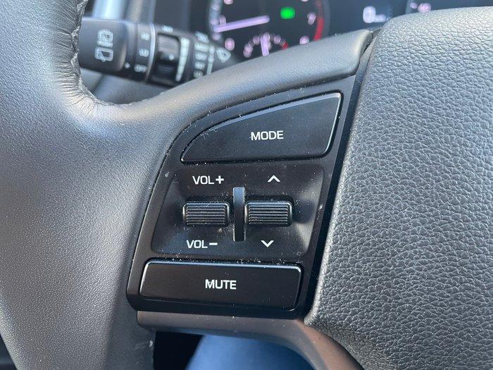 2016 Hyundai Tucson Active X TL MY17 Pure White