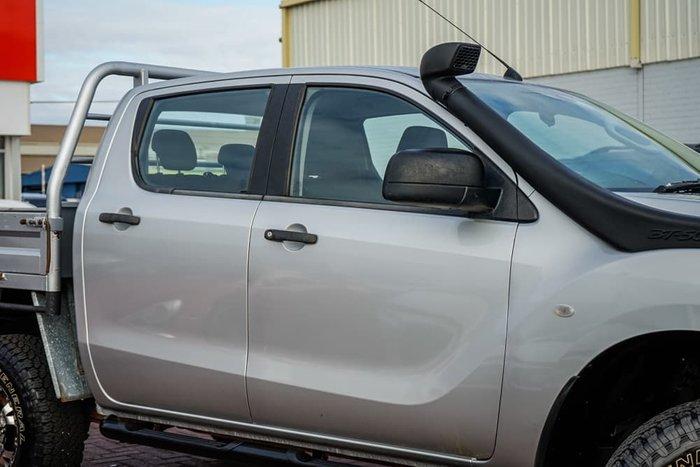 2014 Mazda BT-50 XT UP 4X4 Dual Range Aurora Blue