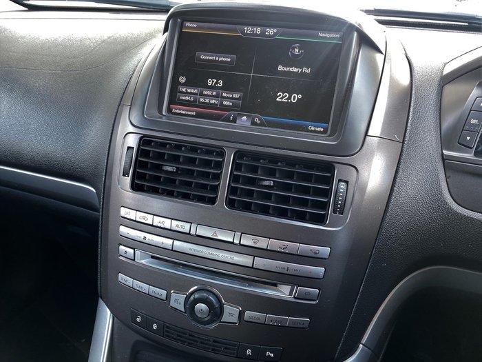 2016 Ford Territory TX SZ MkII AWD Lightning Strike