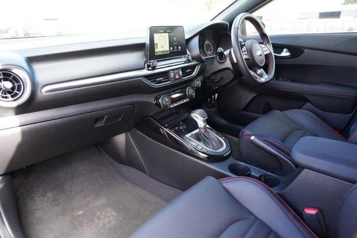 2020 Kia Cerato GT BD MY21 Orange
