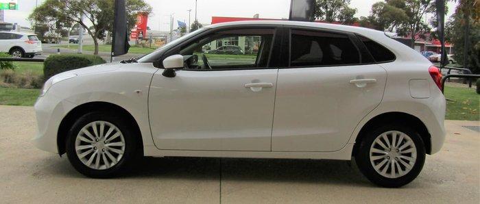 2019 Suzuki Baleno GL EW Series II White