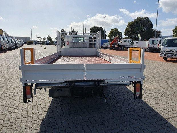 2014 Isuzu NPR300 X-LWB Tray and Lift
