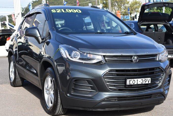 2017 Holden Trax LS TJ MY17 Son of a Gun Grey