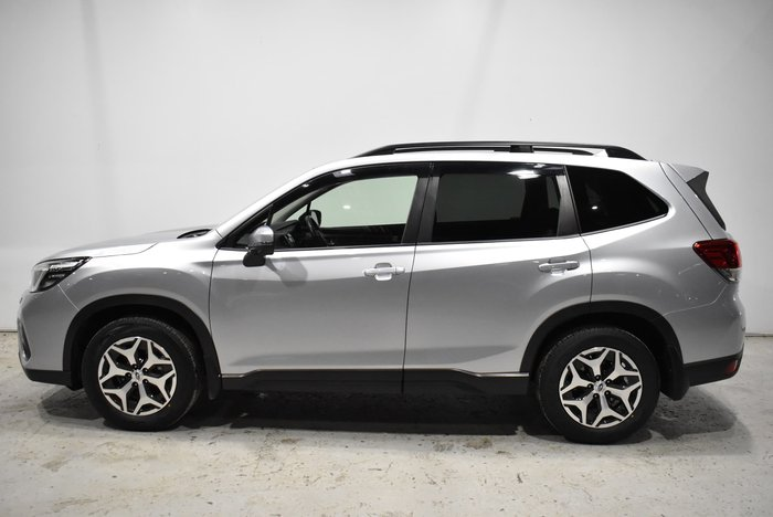 2019 Subaru Forester 2.5i-L S5 MY19 AWD Ice Silver