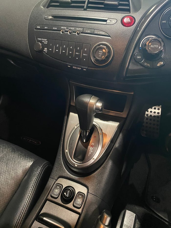 2009 Honda Civic Si 8th Gen MY09 Silver