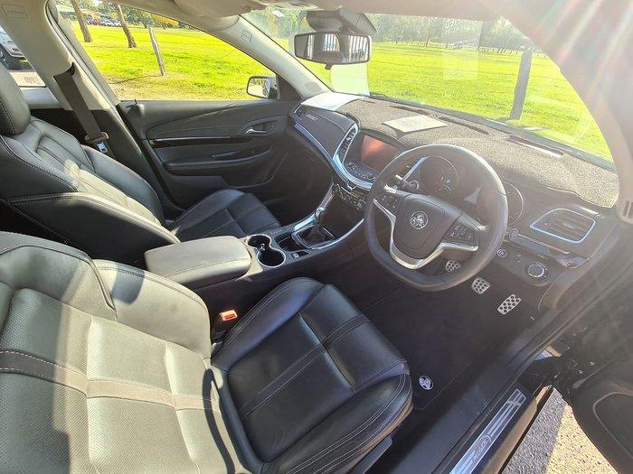 2017 Holden Ute SS V Redline VF Series II MY17 Black