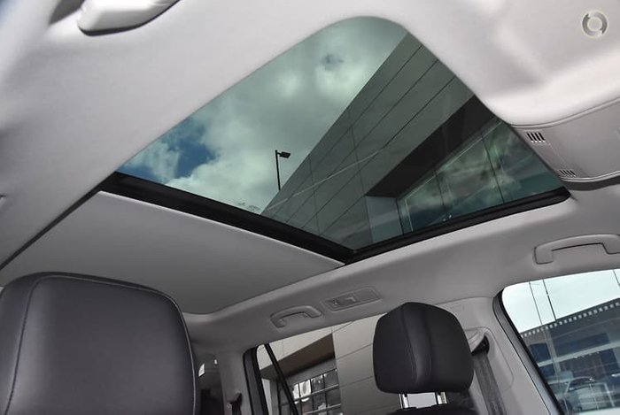 2021 Volkswagen Tiguan 162TSI Highline Allspace 5N MY21 Four Wheel Drive Pyrite Silver