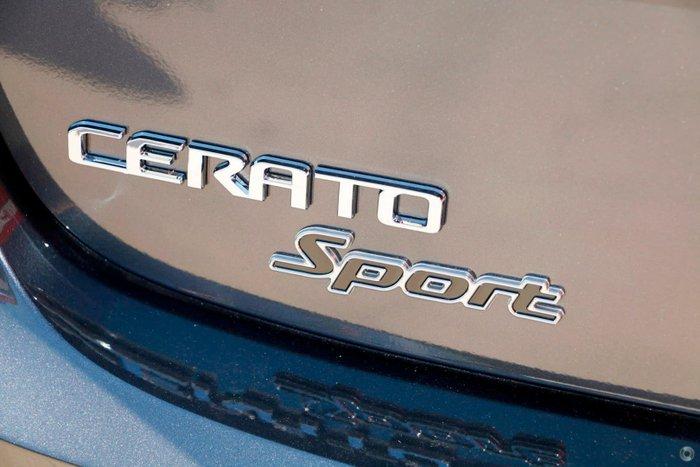 2021 Kia Cerato Sport BD MY21 Platinum Graphite