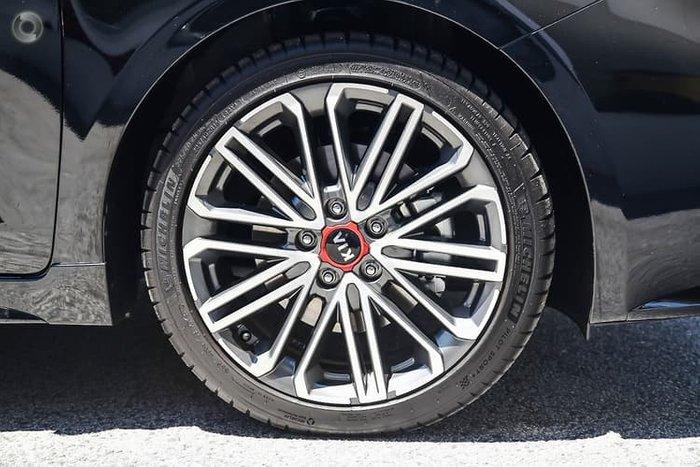 2021 Kia Cerato GT BD MY21 Aurora Black