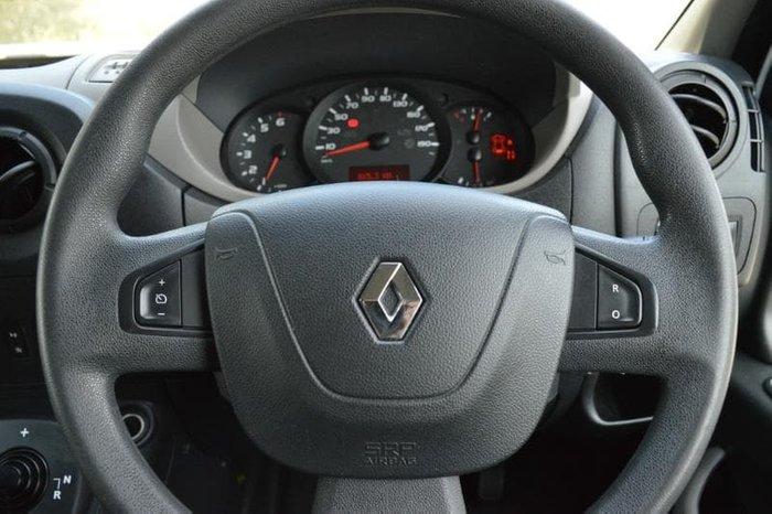 2016 Renault Master X62 Glacier White