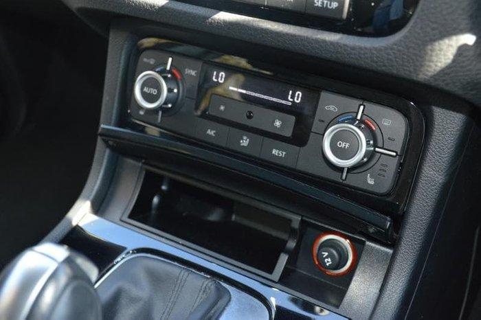2014 Volkswagen Touareg 150TDI 7P MY14 Four Wheel Drive Deep Black