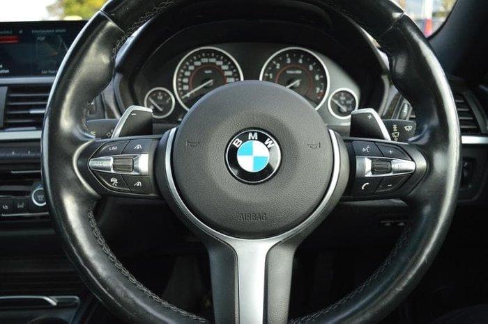 2016 BMW 4 Series 430i M Sport F32