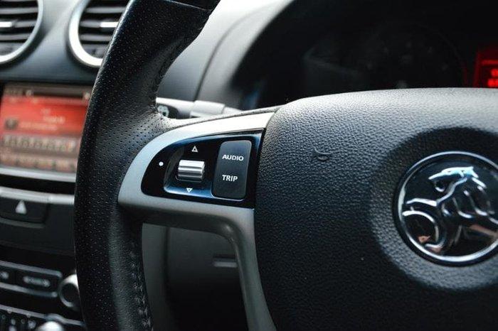 2011 Holden Commodore SS V Redline VE Series II Black