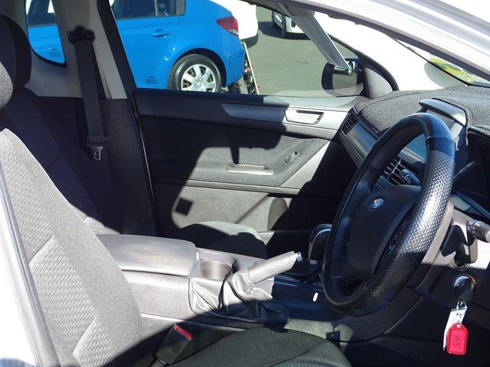 2014 Ford Falcon Ute EcoLPi FG MkII Silver