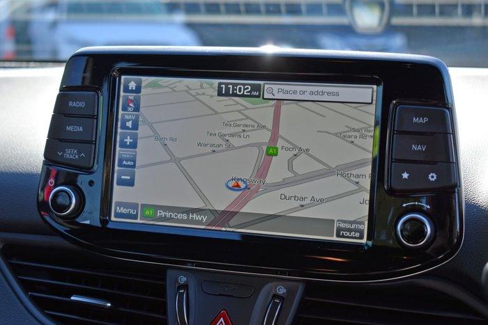 2020 Hyundai i30 N Line PD.3 MY20 Intense Blue