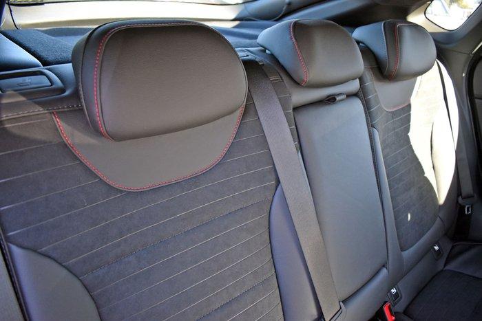 2020 Hyundai i30 N Performance PDe.3 MY20 Engine Red