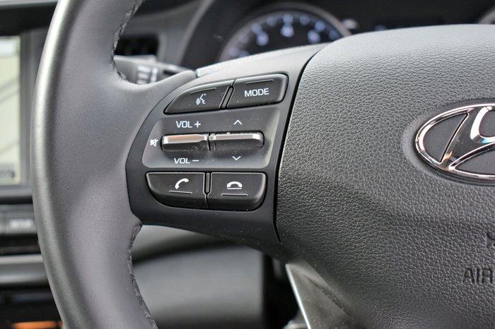 2020 Hyundai Elantra Active AD.2 MY20 Typhoon Silver