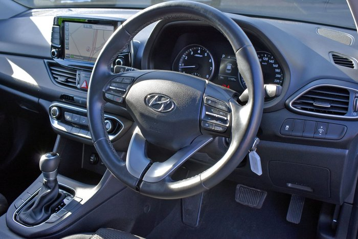 2020 Hyundai i30 Active PD2 MY20 Typhoon Silver