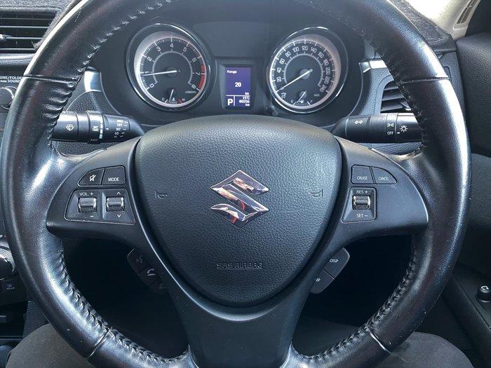 2015 Suzuki Kizashi Sport Touring FR MY14 Snow White Pearl