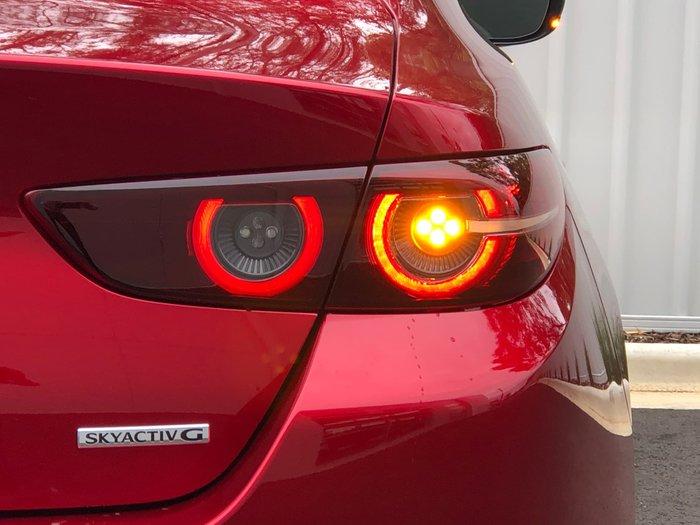 2021 Mazda 3 G25 Astina BP Series Soul Red Crystal