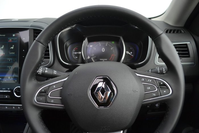 2021 Renault Koleos Intens HZG MY21 GREY METALLIC