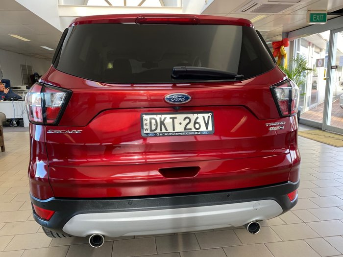 2016 Ford Escape Trend ZG AWD Ruby Red