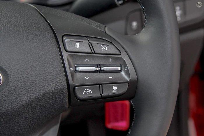2021 Hyundai i30 PD.V4 MY21 Fiery Red