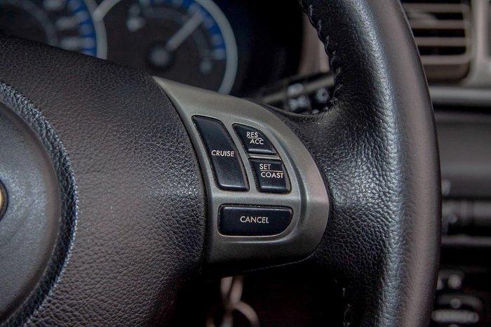 2012 Subaru Forester XS Premium S3 MY12 AWD Black