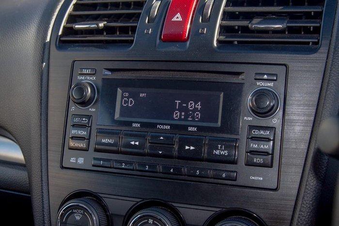 2012 Subaru XV 2.0i G4X MY12 AWD Silver