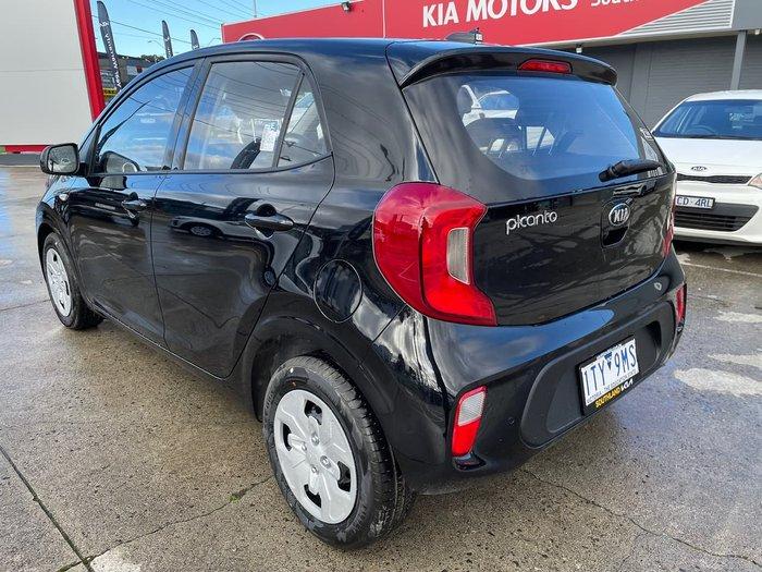2021 Kia Picanto S JA MY21 Black