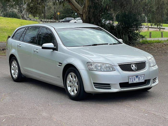 2012 Holden Commodore Omega VE Series II MY12 Nitrate