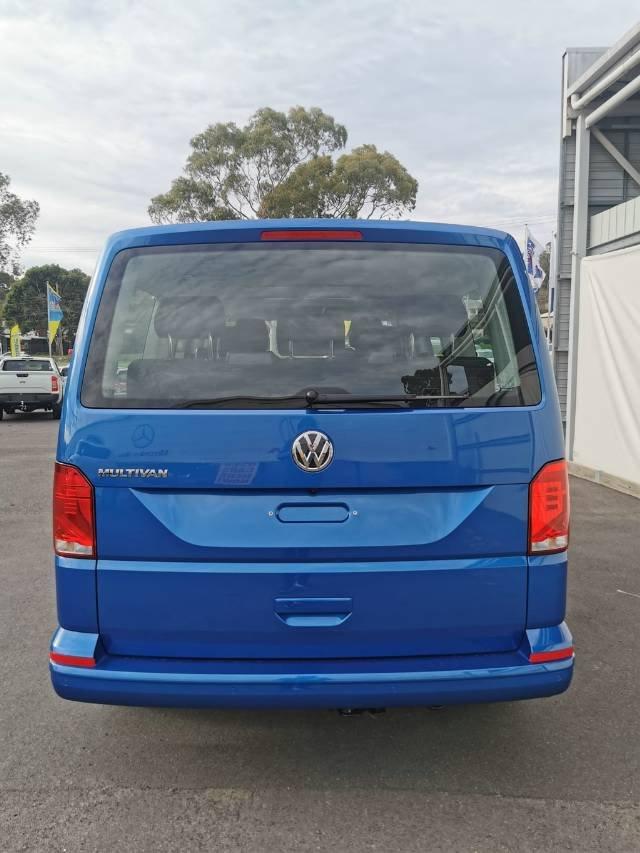 2021 Volkswagen Multivan TDI340 Comfortline Premium T6.1 MY21 RAVENNA BLUE