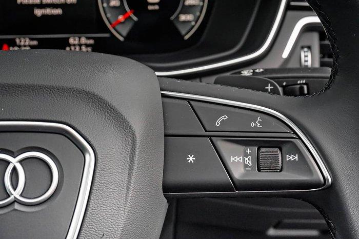2020 Audi A5 40 TFSI S line F5 MY21 White