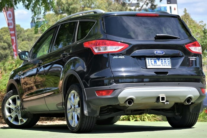 2015 Ford Kuga Trend TF MkII MY15 AWD Panther Black