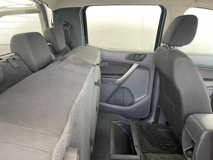 2016 Ford Ranger XLS PX MkII 4X4 Dual Range Black