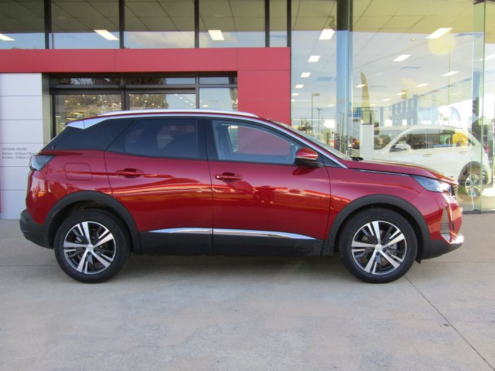 2021 Peugeot 3008 Allure P84 MY21 Ultimate Red