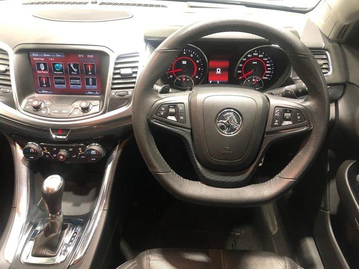2016 Holden Commodore SS V Redline VF Series II MY16 Silver