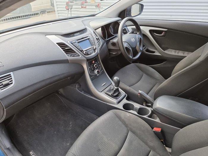 2014 Hyundai Elantra Active MD3 Blue