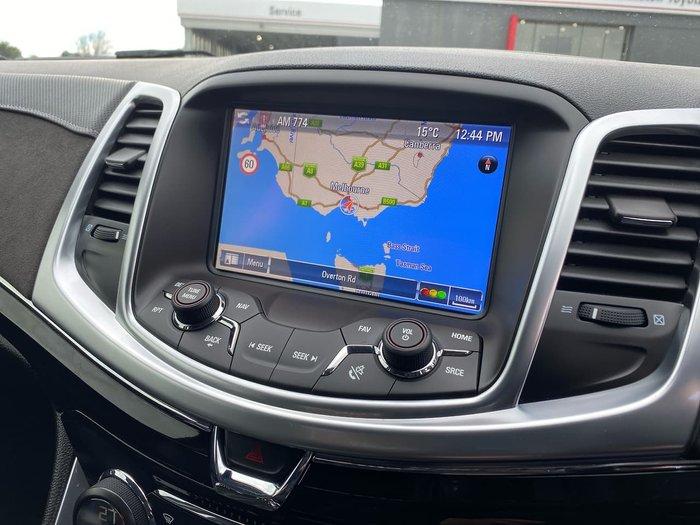 2017 Holden Commodore SS V Redline VF Series II MY17 Grey