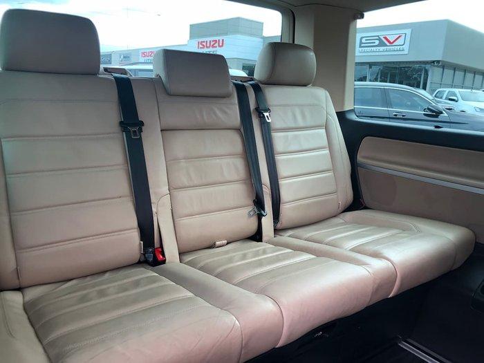 2016 Volkswagen Multivan TDI450 Highline T6 MY17 Brown