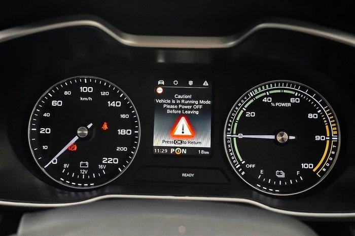2020 MG ZS EV Essence AZS1 MY21 Black